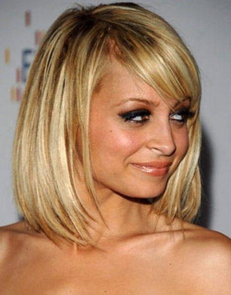 Nicole Richie Bob Haircut 2011