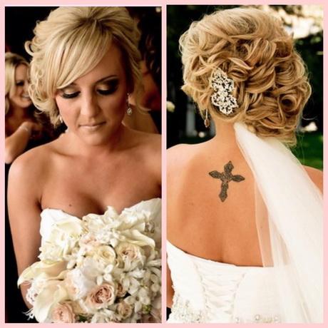 side bridal hairstyles