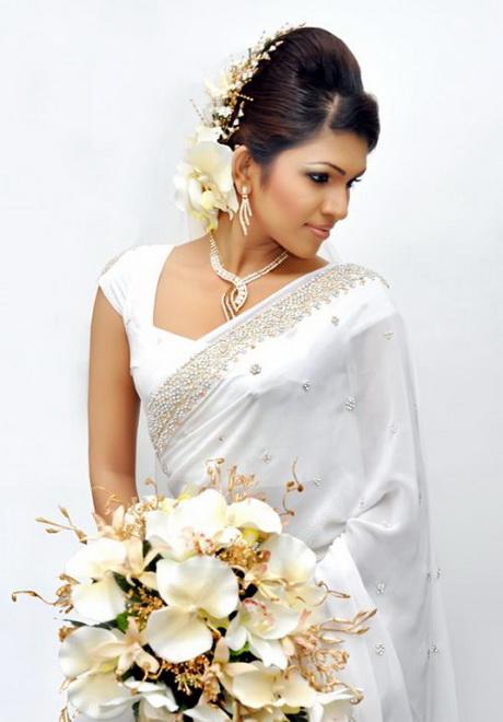 Sri Lankan Bridal Hairstyles