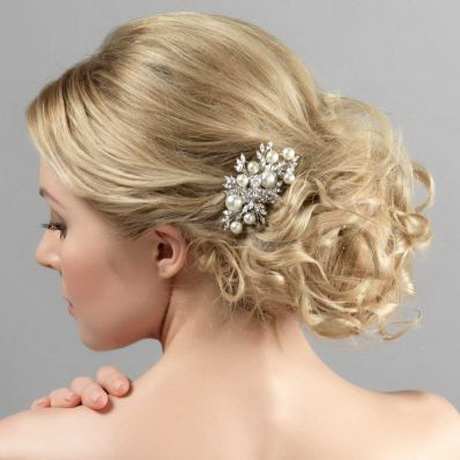 vintage bridal hair accessories