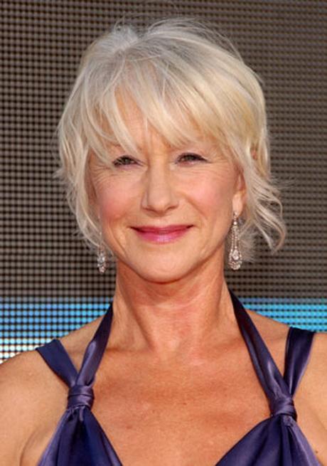 Hairstyles Helen Mirren