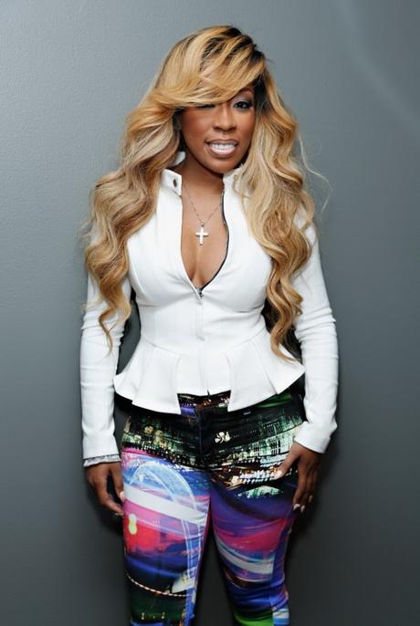 K Michelle Hairstyles