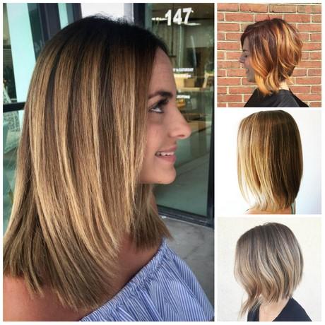 hair colours for short hair 2017