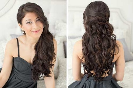 prom hairstyles for long hair 2017