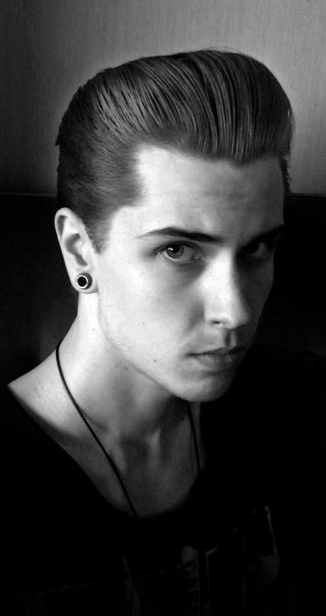 Rockabilly Hairstyle