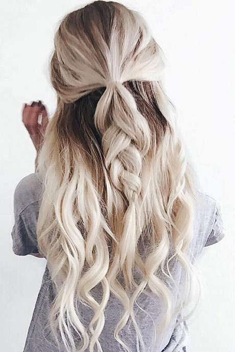 Fast And Easy Hairstyles For Long Hair Page 1