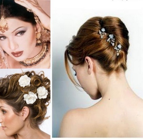 different hairstyles for marriage