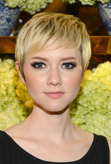 Short Pixie Cuts For Girls