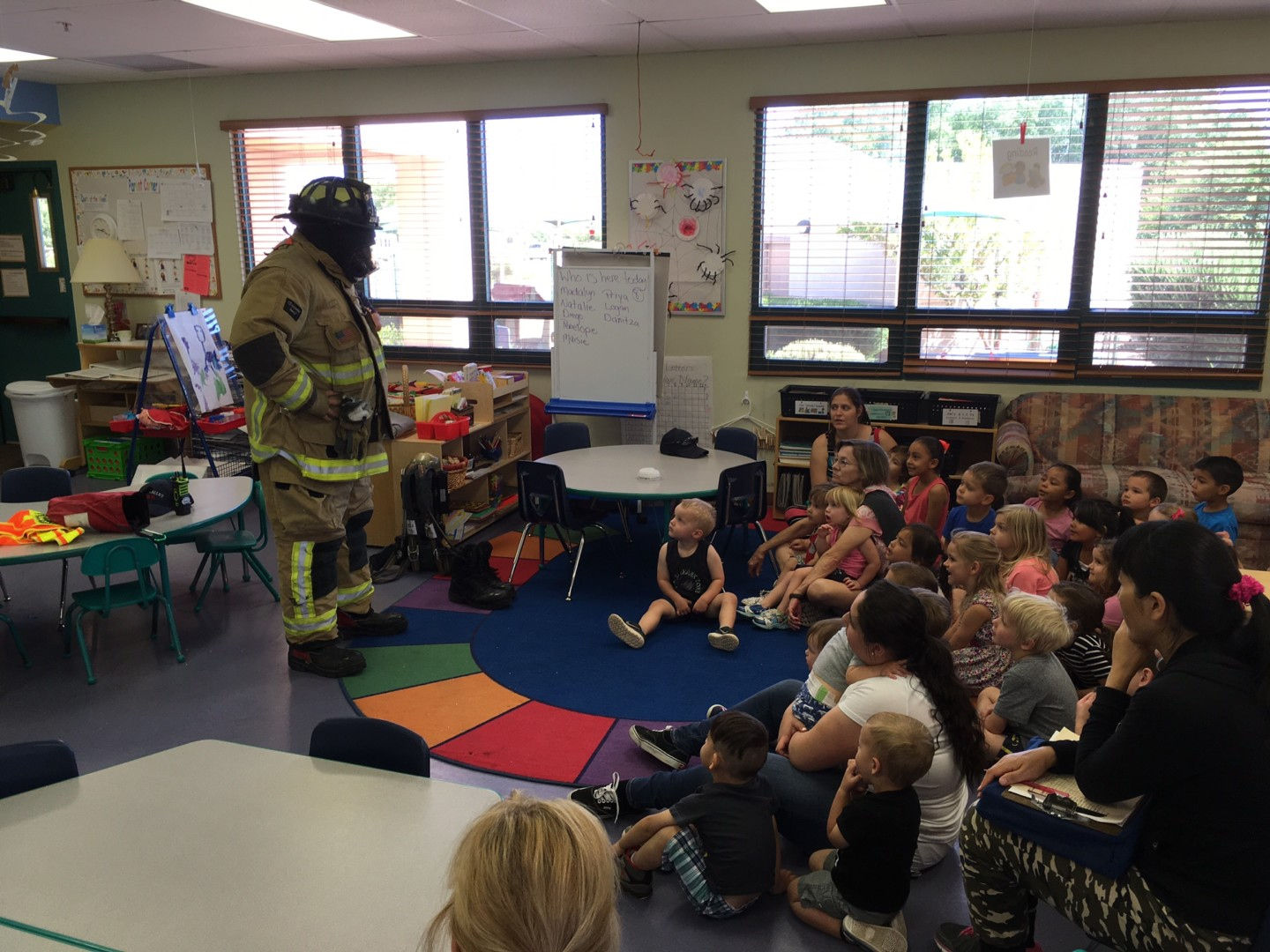 Fire Drill Fire Safety Education