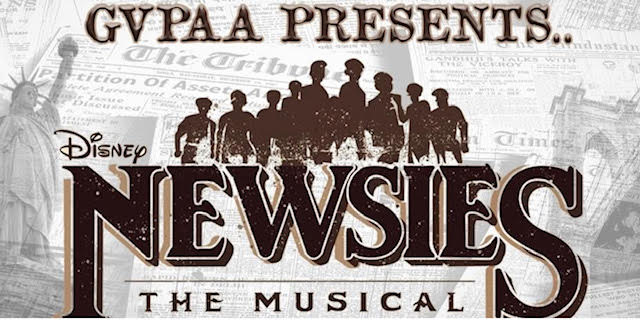GVPAA To Perform Newsies in April