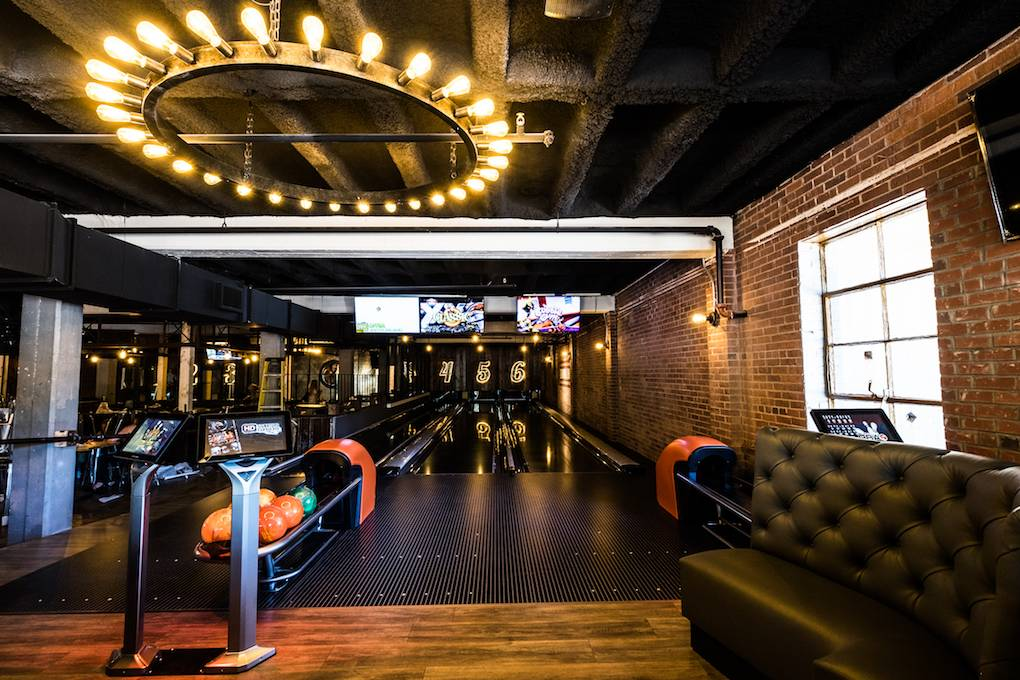 Greenvilles Newest Boutique Bowling Alley Opens Its Lanes