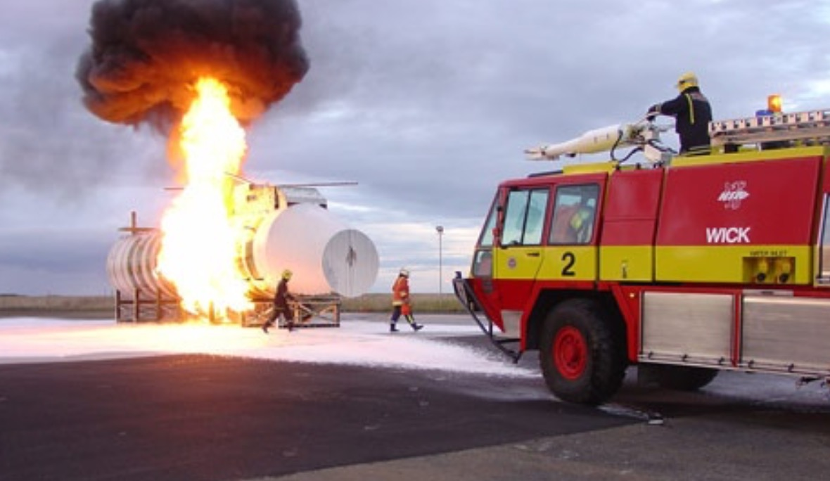 AeCL - Airport Rescue Fire Fighting