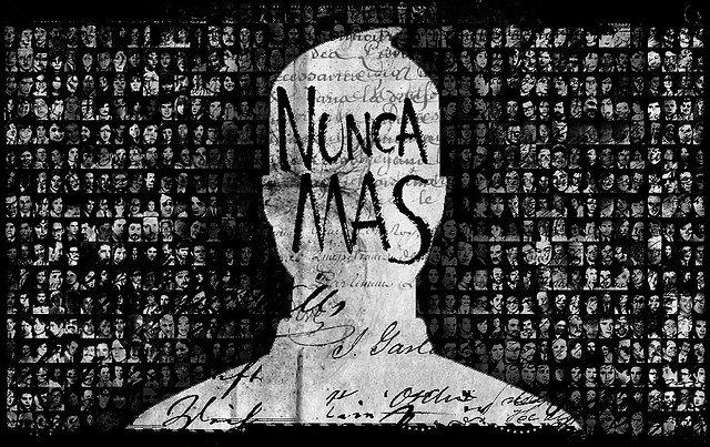 A 43 del golpe cívico-militar, hoy más que siempre: #NuncaMás