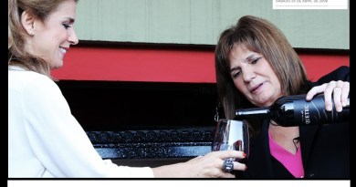 Patricia Bullrich vino