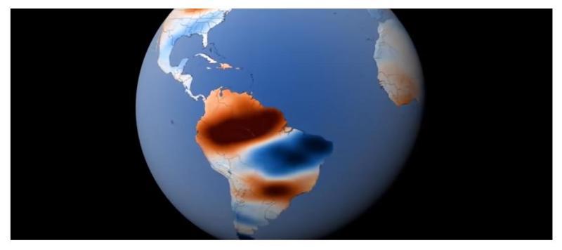 iltros ramas  árboles purificar agua potable, NASA, Agua,