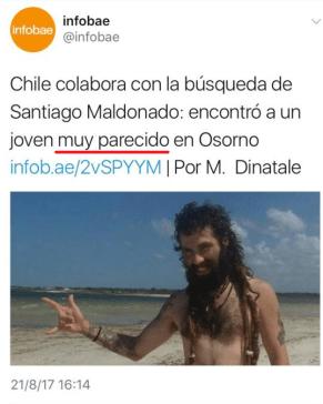 20170817- Infobae Santiago Maldonado