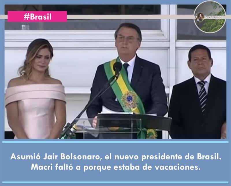 Brasil giró a la ultraderecha