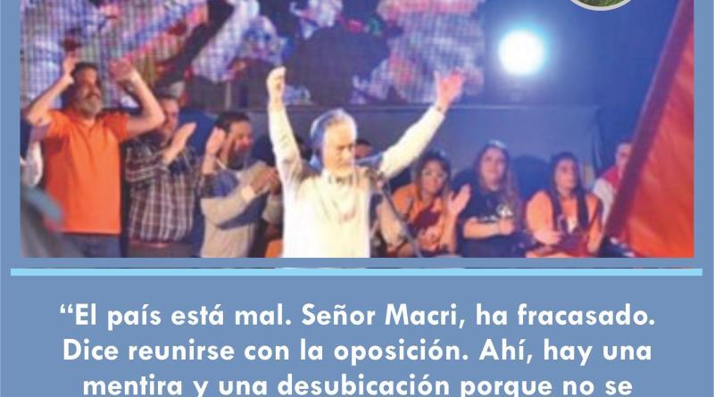 Alberto Rodríguez Saá,Mauricio Macri,