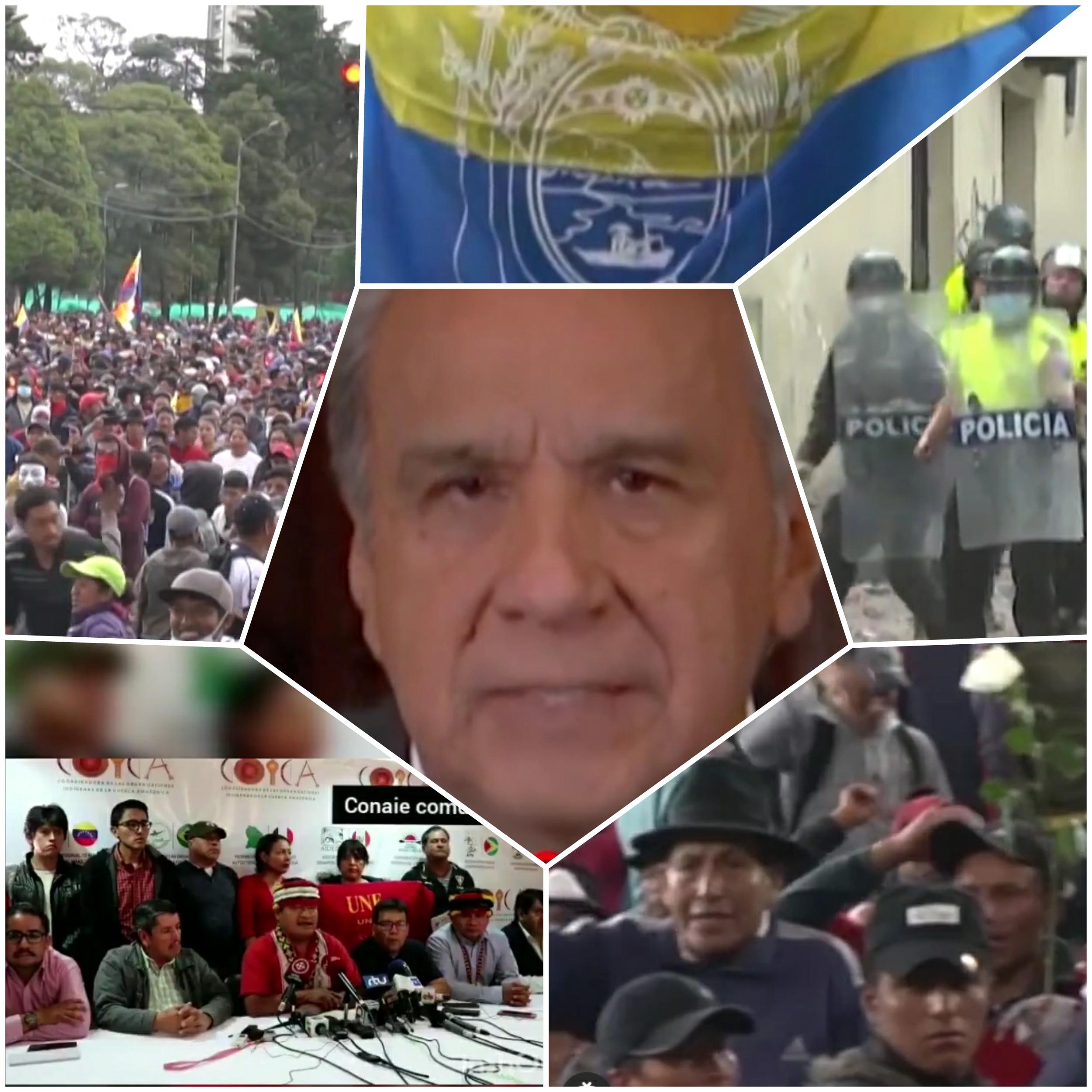 #Ecuador «No dejemos que nos conviertan en Argentina»
