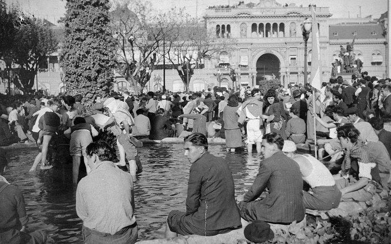 #17deOctubreDe1945 Un día que marcó la historia de Argentina y el continente latinoamericano