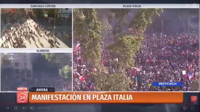 Pinochet Chile