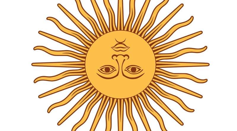argentina,sol dado vuelta,pixabay,