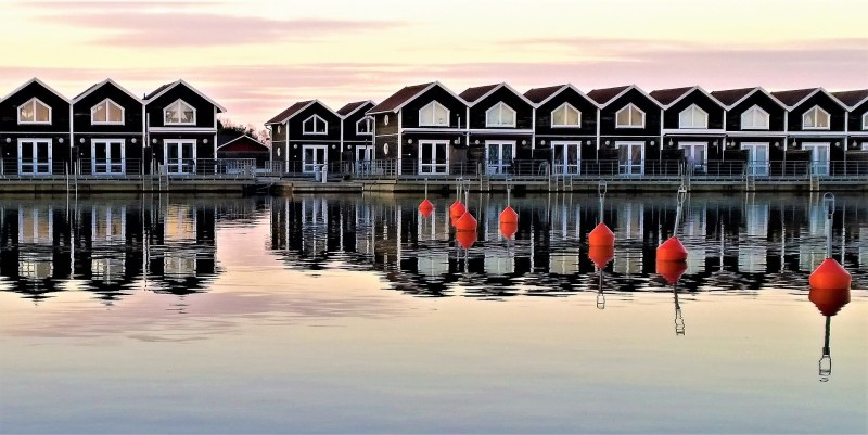 Suecia, Pixabay, sunnana, harbour, comparan Argentina con Suecia, lago Vänern