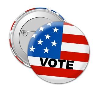 Elecciones, Estados Unidos, Bandera