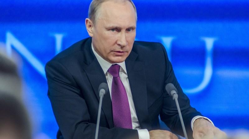 Vladimnir Putin, Rusia
