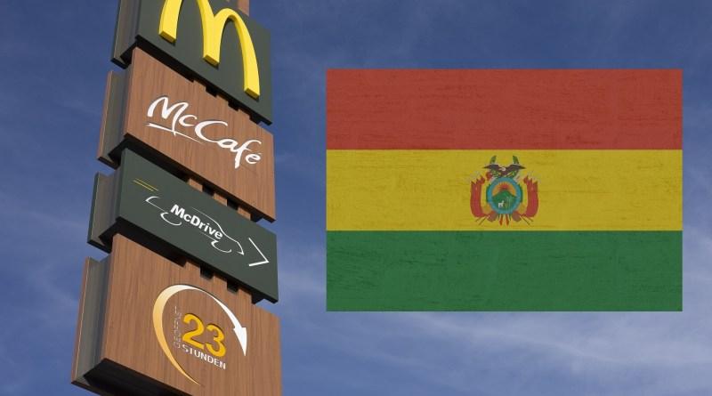 Por qué McDonald's se fue de Bolivia