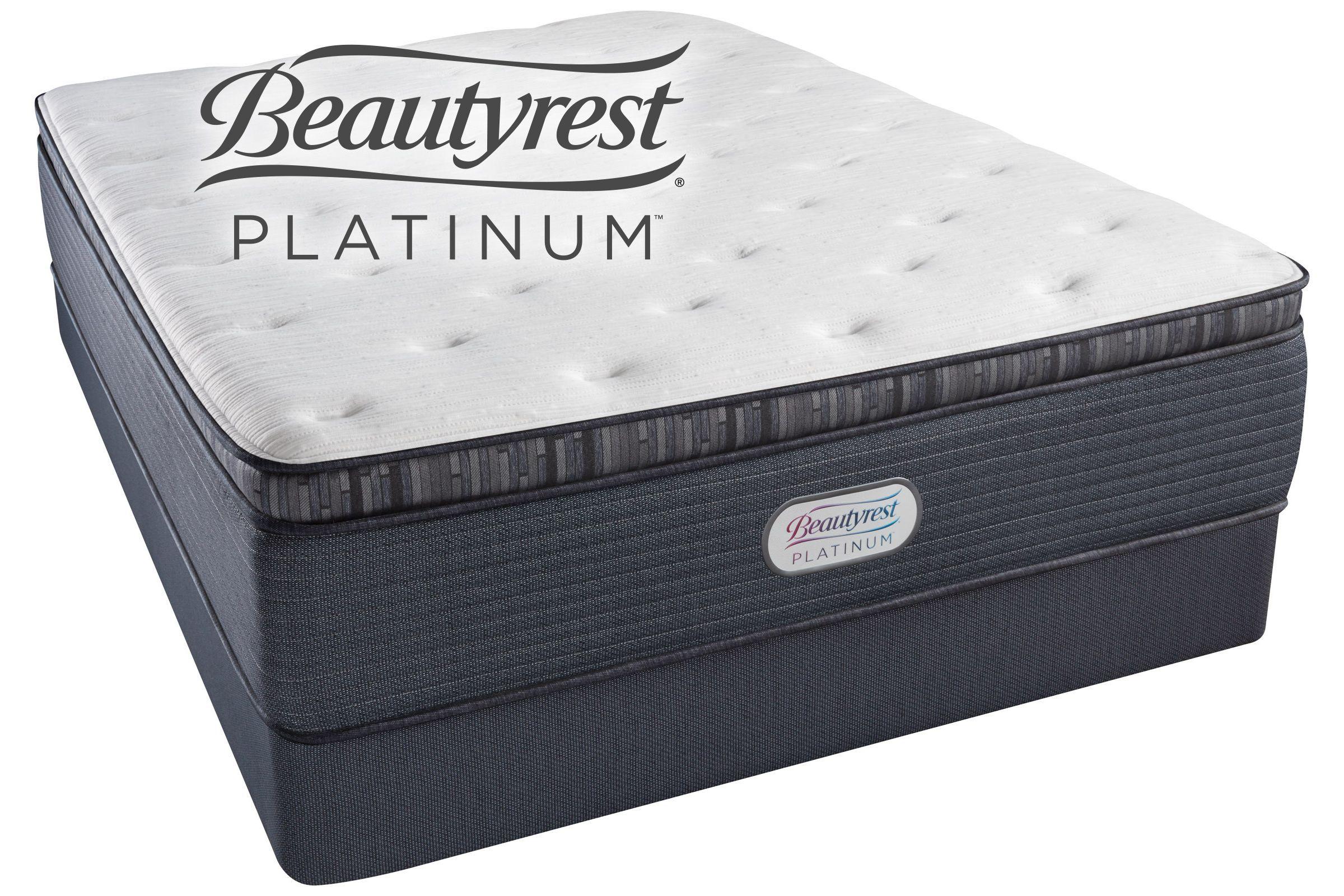 beautyrest platinum belgrade plush