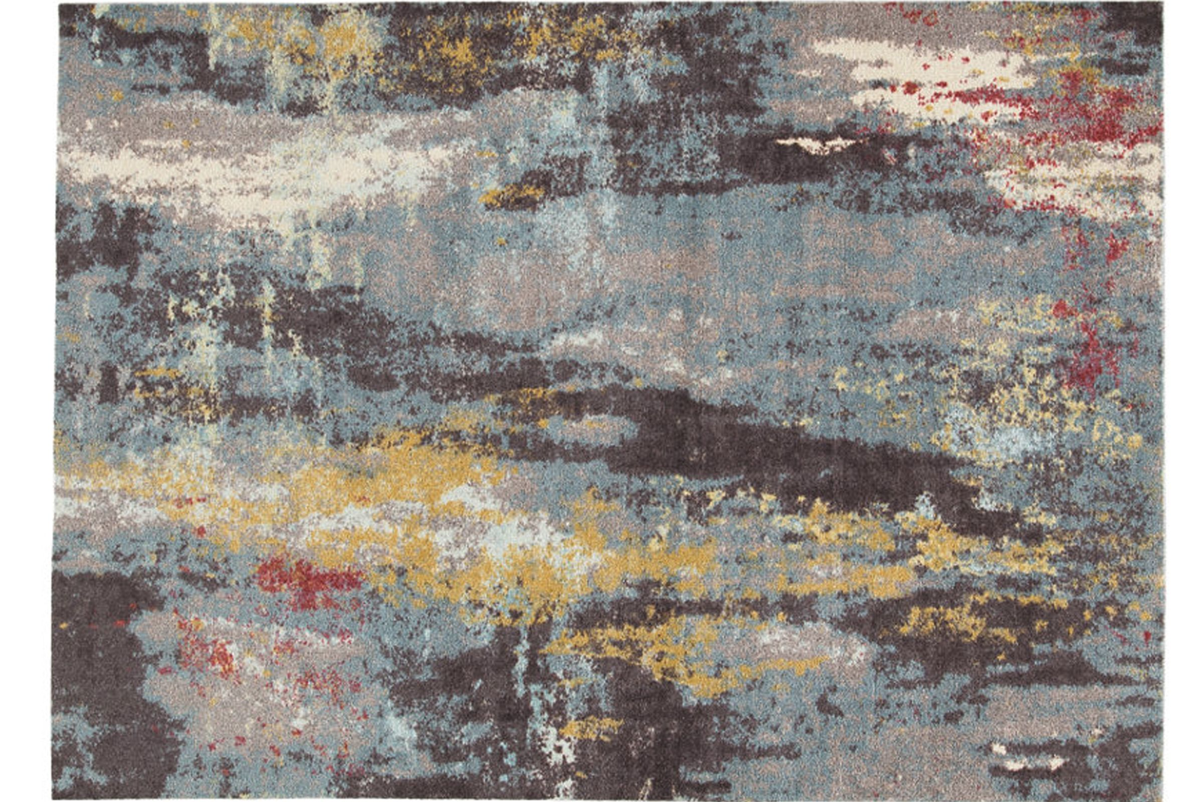 Quent 5x7 Area Rug By Ashley At Gardner White