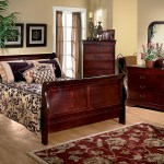Louis Queen Sleigh Bedroom Set With Free Nightstand At Gardner White