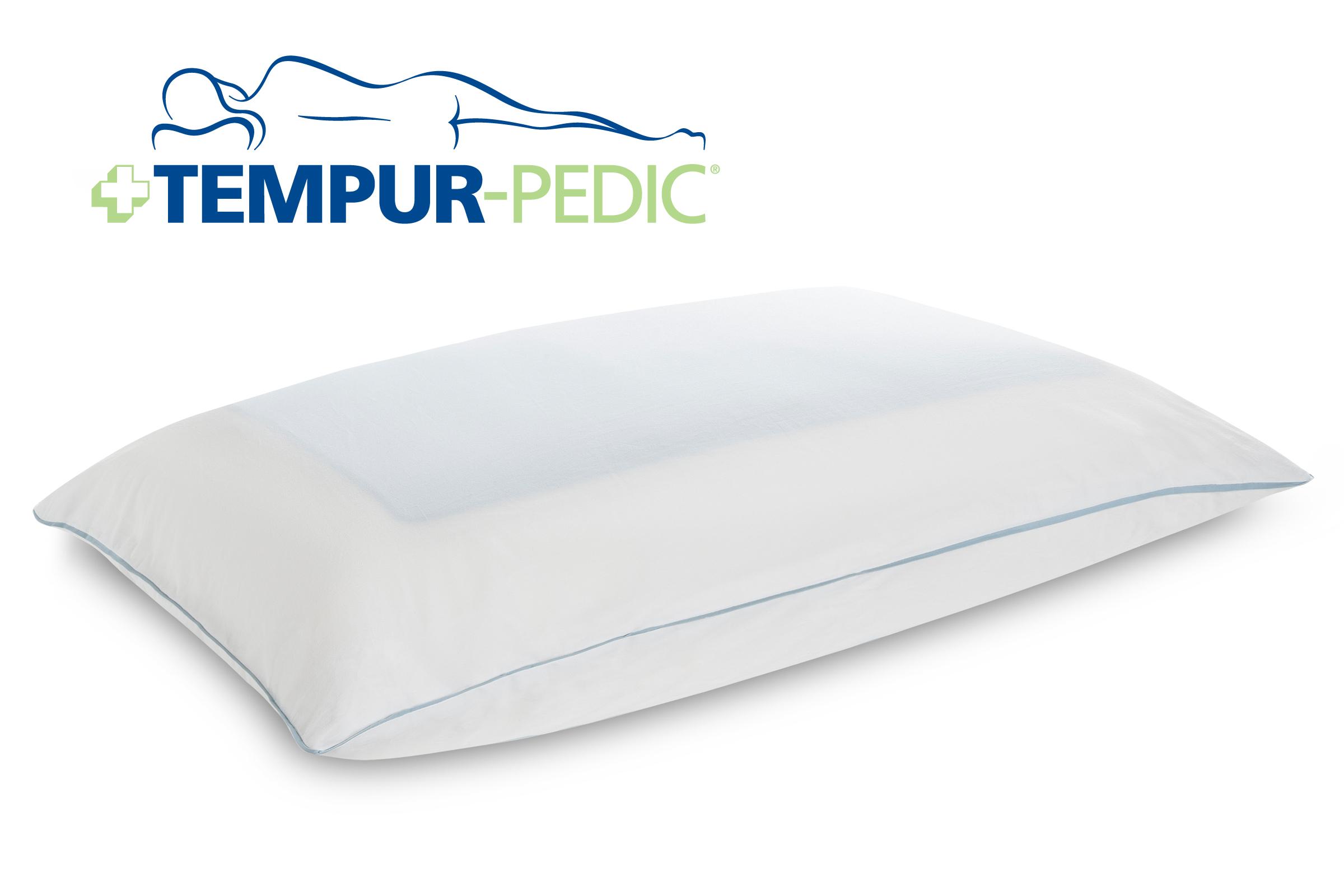 tempur cloud breeze dual cooling pillow
