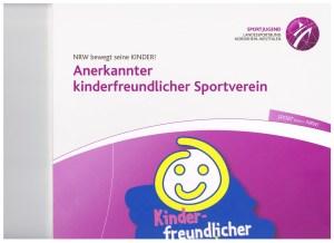 Kindergartenzertifikat