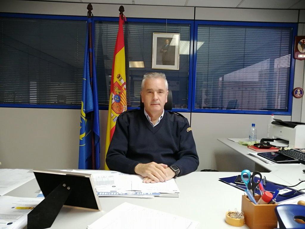 Roberto Basterreche, chef du Centre de secours et de coordination maritime de Las Palmas | Photo : Sasemar