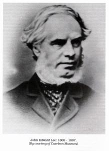 John Edward Lee (1808-87)