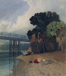 Cotman Battersea Bridge