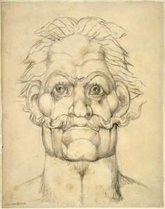 William Blake, 'Caractacus'