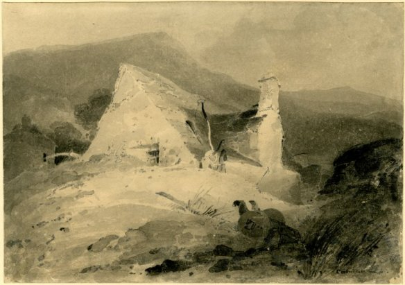 Cotman Cottage in Wales
