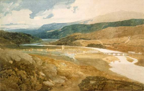 Cotman Dolgelly Fitzwilliam