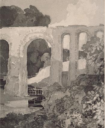 Cotman Telford's aqueduct