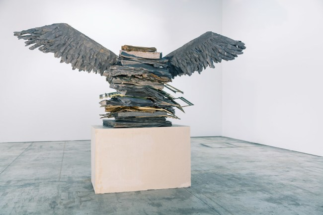 Anselm Kiefer, Language of the Birds