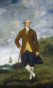 Sir Joshua Reynolds, 'John Musters' (1777-80) (National Gallery of Art)