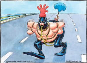 George Osborne cartoon