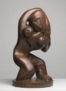 Red Stone Dancer c.1913 Henri Gaudier-Brzeska 1891-1915 Presented by C. Frank Stoop through the Contemporary Art Society 1930 http://www.tate.org.uk/art/work/N04515