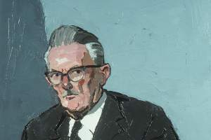The portraits of Kyffin Williams