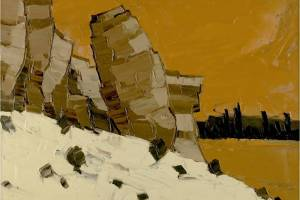 'Very infuriating, never quite right': Kyffin Williams yr awdur