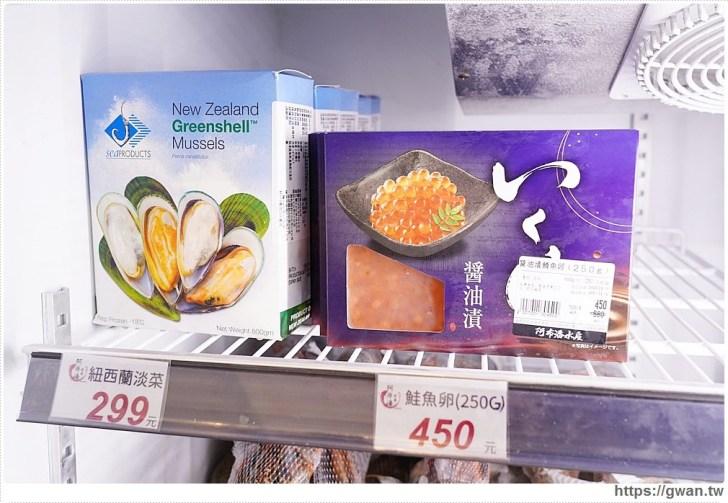 0f4871237d4244748536535a67e19f26 - 熱血採訪 台中最大海鮮超市!泰國蝦超便宜,烤肉串燒通通買的到!