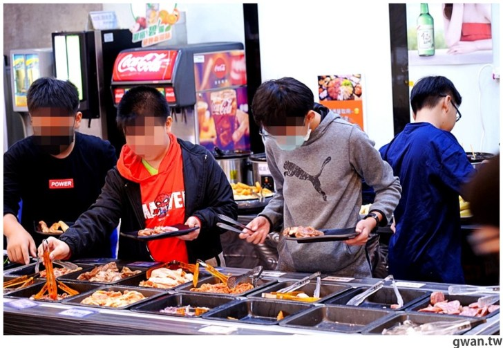 20201215213518 57 - 熱血採訪|台中韓式烤肉吃到飽!烤肉、熱湯、小菜任你吃最低只要369元,周年慶期間還免收服務費~